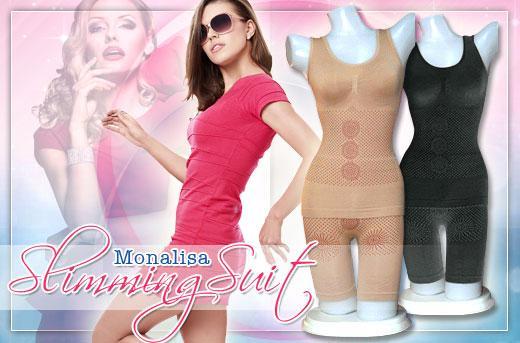 Monalisa slimming suit korset pelangsing perut